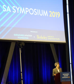 College of Engineering Dean opens SA symposium