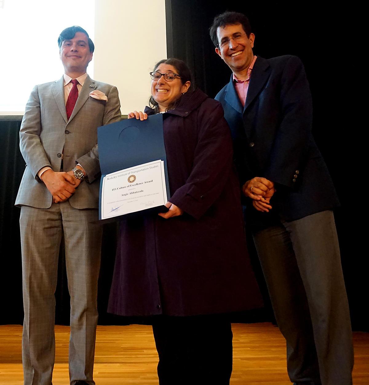 Abbaticola ITS Culture of Excellence Award