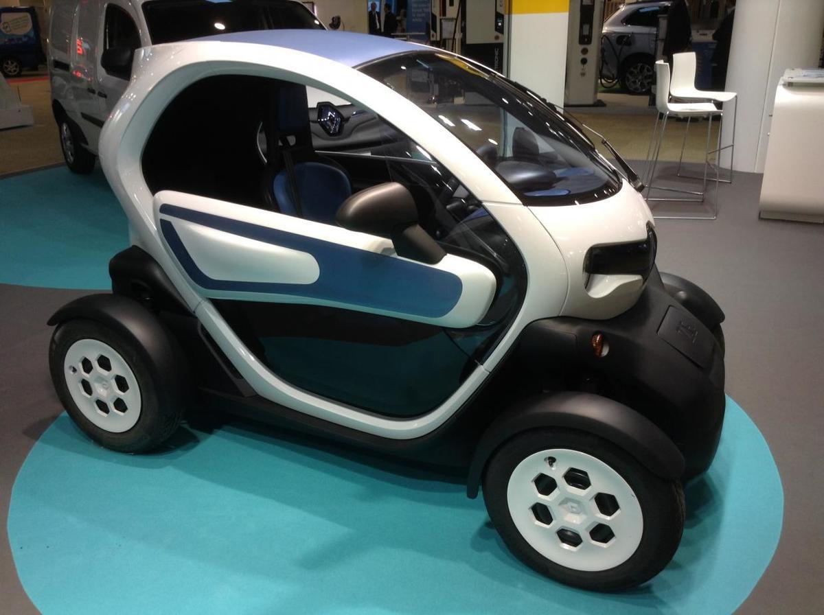 Renault smart car