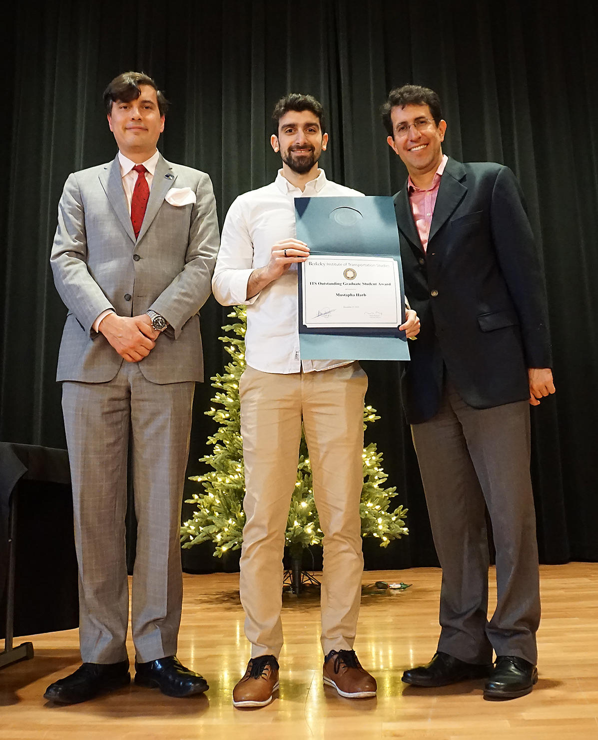 Harb ITS Outstanding Graduate Student Award
