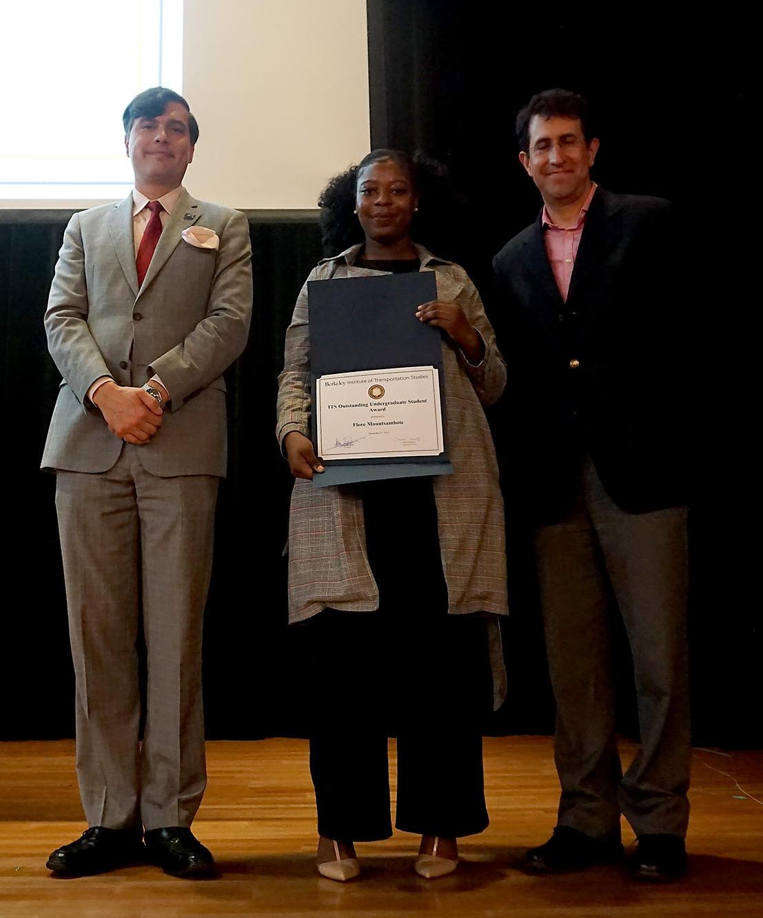 Mountsambote ITS Outstanding Undergraduate Student Award