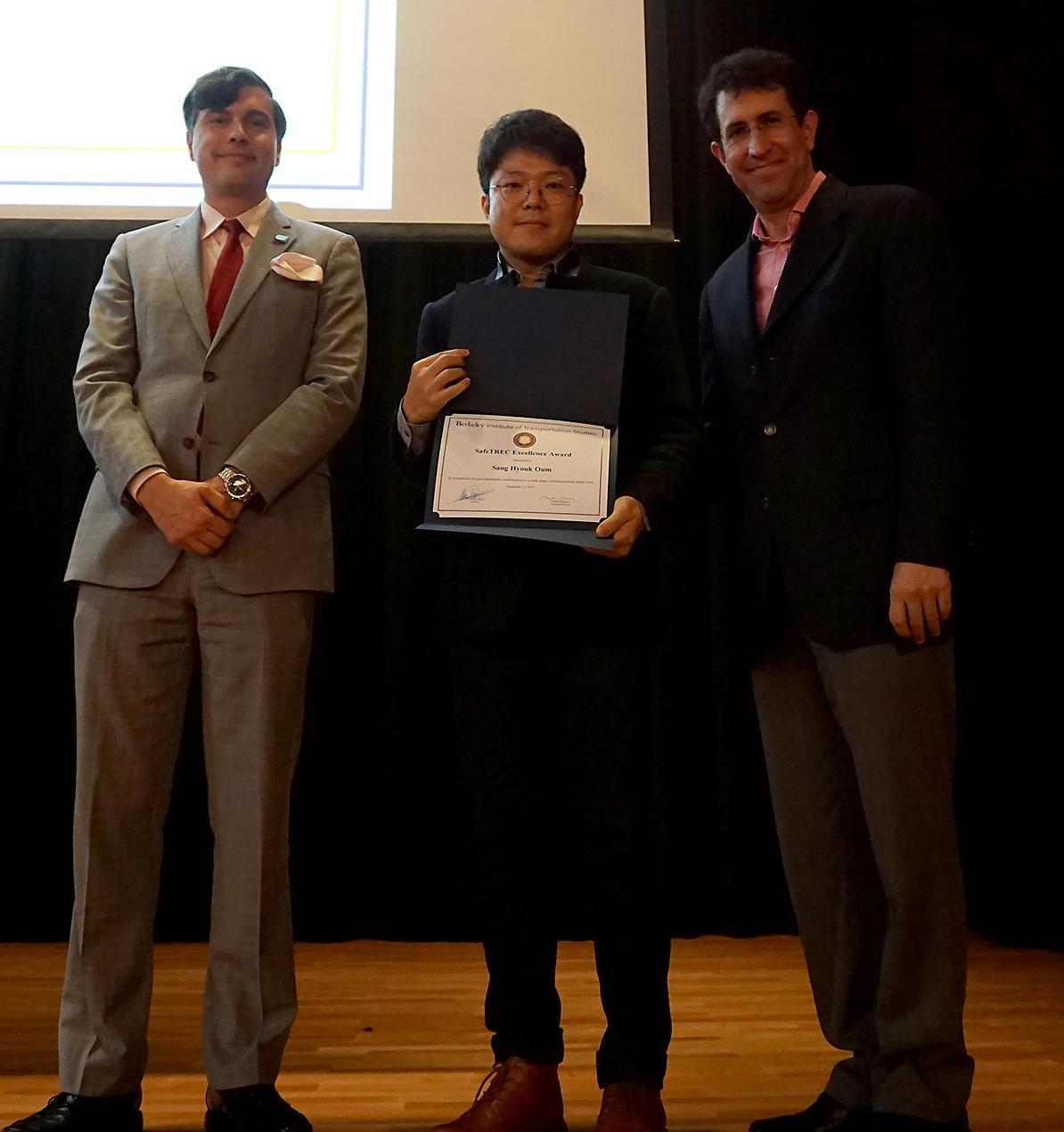 Oum SafeTREC Excellence Award