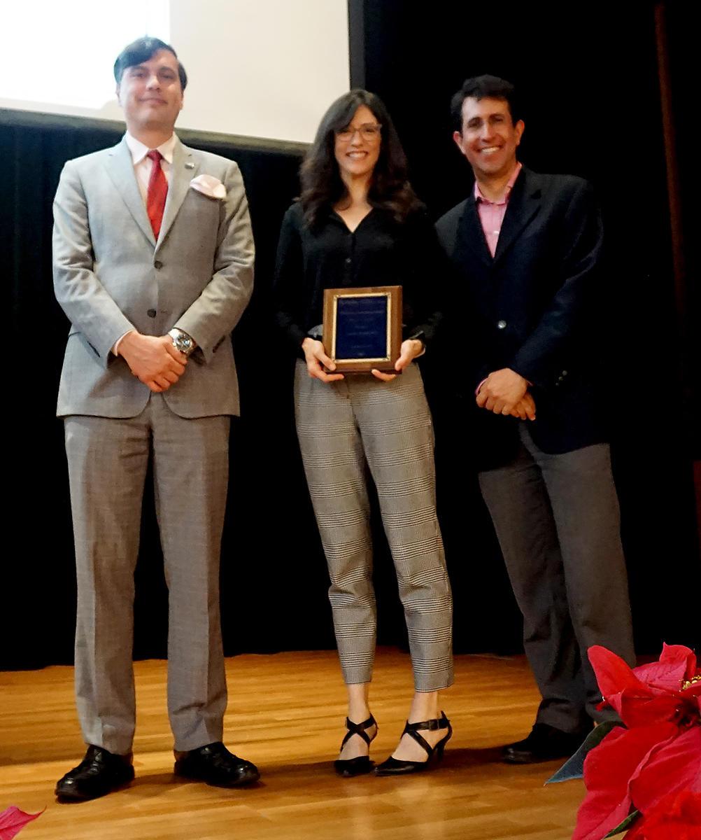 Podolsky ITS Distinguished Service Award