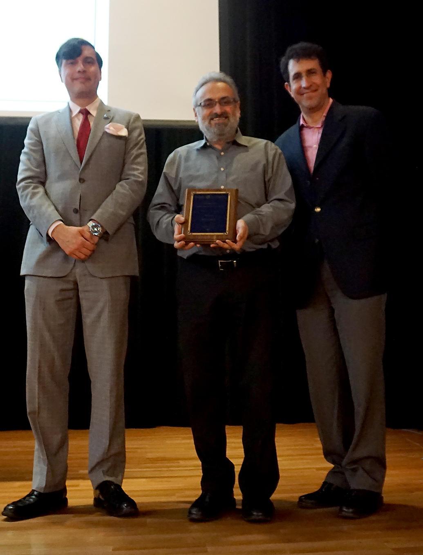 Raie TechTransfer Outstanding Instructor Award