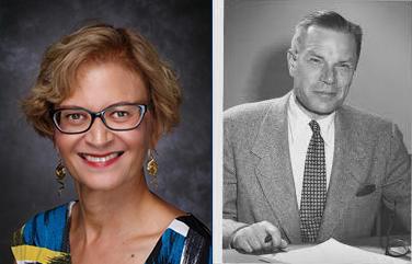 Therese McMillan and Harmer Davis