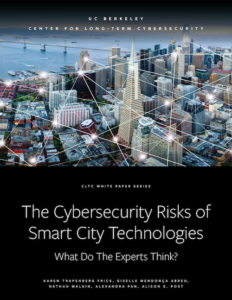Smart cities cover