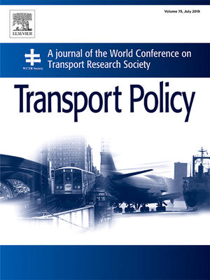 Transport Policy Cover