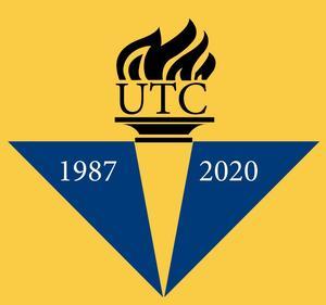 UTC 50 Year logo