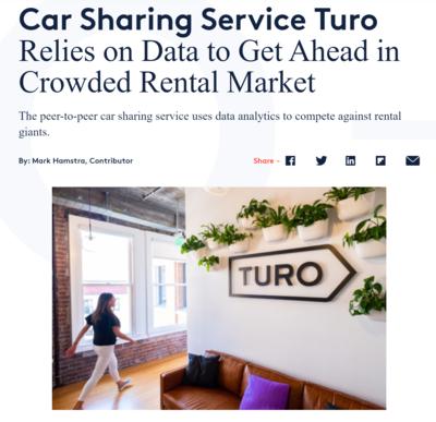 Car Sharing Service Turo