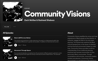 Community Visions