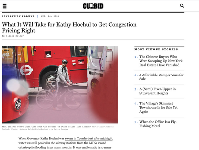 Curbed news site