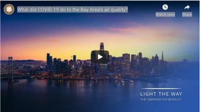 Video Screenshot of SF Bay and Bay Bridge