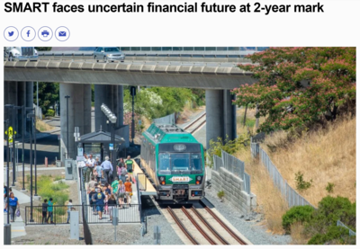 SMART Faces uncertain financial future at 2-year mark