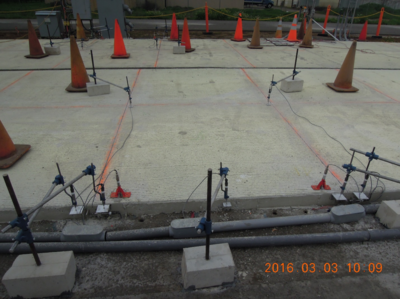 Response of Concrete Pavements to Ambient Environment Actions