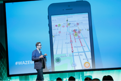 Waze and LA City Council will work together to reduce growing traffic on residential streets